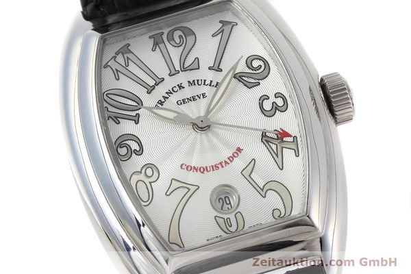 Used luxury watch Franck Muller Conquistador steel automatic Kal. 2800SC Ref. 8005SC  | 152696 02