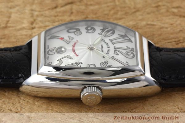 Used luxury watch Franck Muller Conquistador steel automatic Kal. 2800SC Ref. 8005SC  | 152696 05