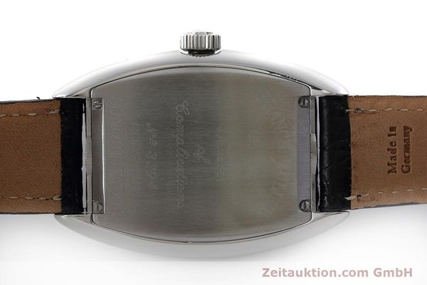 Used luxury watch Franck Muller Conquistador steel automatic Kal. 2800SC Ref. 8005SC  | 152696 09