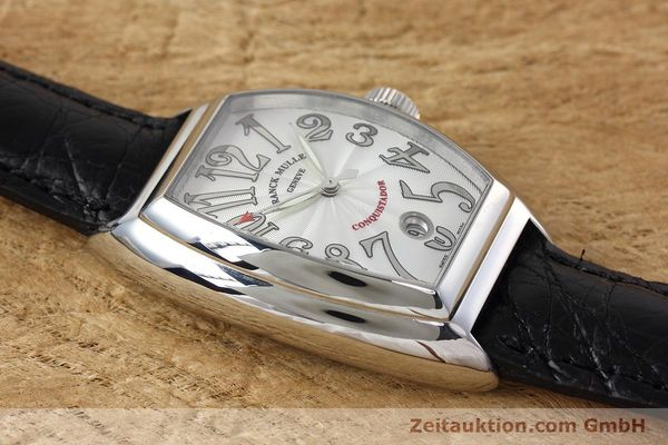 Used luxury watch Franck Muller Conquistador steel automatic Kal. 2800SC Ref. 8005SC  | 152696 12