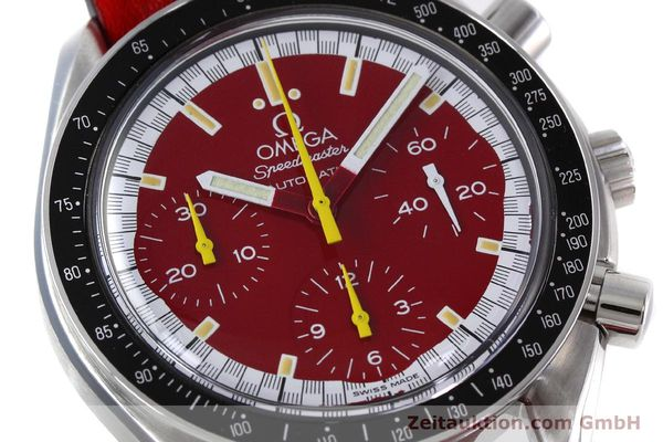 Used luxury watch Omega Speedmaster chronograph steel automatic Kal. 1141 ETA 2890A2  | 152701 02