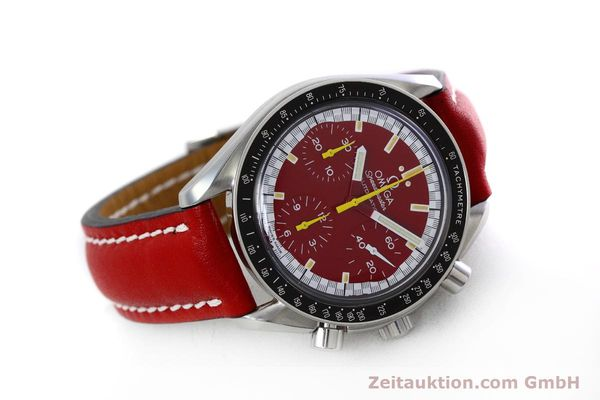 Used luxury watch Omega Speedmaster chronograph steel automatic Kal. 1141 ETA 2890A2  | 152701 03