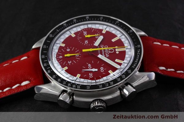 Used luxury watch Omega Speedmaster chronograph steel automatic Kal. 1141 ETA 2890A2  | 152701 05