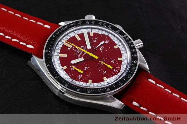 Used luxury watch Omega Speedmaster chronograph steel automatic Kal. 1141 ETA 2890A2  | 152701 13