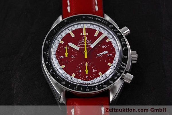 Used luxury watch Omega Speedmaster chronograph steel automatic Kal. 1141 ETA 2890A2  | 152701 14