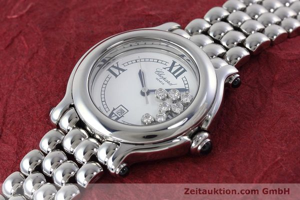 Used luxury watch Chopard Happy Sport steel quartz Kal. ETA 356.112 Ref. 27/8236-23  | 152715 01