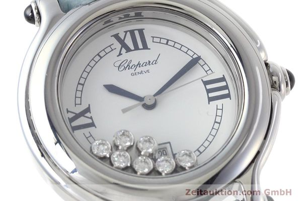 Used luxury watch Chopard Happy Sport steel quartz Kal. ETA 356.112 Ref. 27/8236-23  | 152715 02