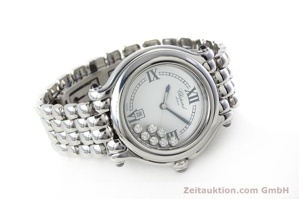Used luxury watch Chopard Happy Sport steel quartz Kal. ETA 356.112 Ref. 27/8236-23  | 152715 03