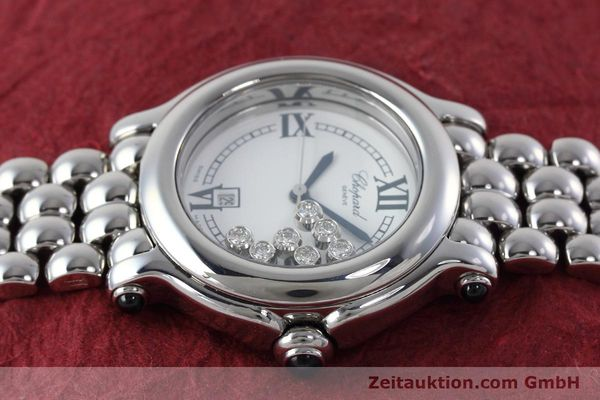 Used luxury watch Chopard Happy Sport steel quartz Kal. ETA 356.112 Ref. 27/8236-23  | 152715 05