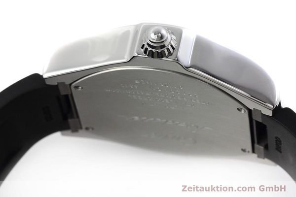 Used luxury watch Cartier Roadster steel automatic Kal. 049 ETA 2892A2 Ref. 3312  | 152716 08