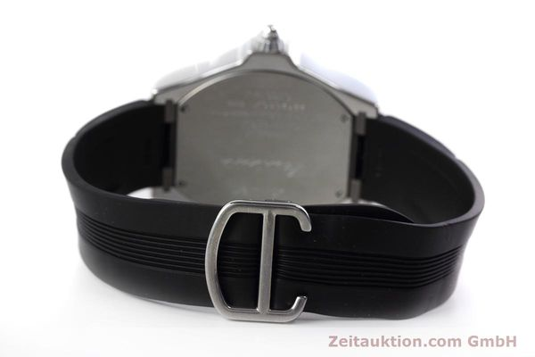 Used luxury watch Cartier Roadster steel automatic Kal. 049 ETA 2892A2 Ref. 3312  | 152716 12