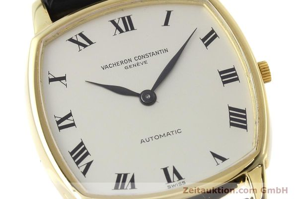 Used luxury watch Vacheron & Constantin * 18 ct gold automatic Kal. 1120 Ref. 7390  | 152721 02