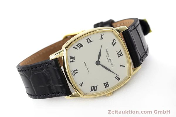Used luxury watch Vacheron & Constantin * 18 ct gold automatic Kal. 1120 Ref. 7390  | 152721 03