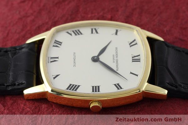 Used luxury watch Vacheron & Constantin * 18 ct gold automatic Kal. 1120 Ref. 7390  | 152721 05
