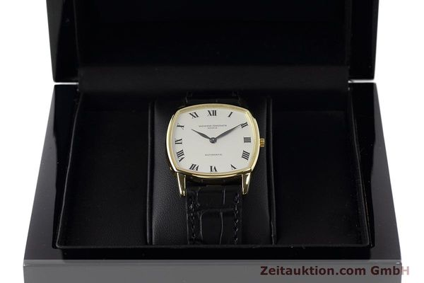 Used luxury watch Vacheron & Constantin * 18 ct gold automatic Kal. 1120 Ref. 7390  | 152721 07