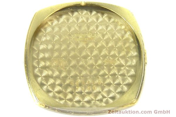 Used luxury watch Vacheron & Constantin * 18 ct gold automatic Kal. 1120 Ref. 7390  | 152721 09