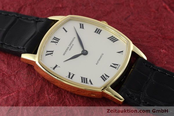 Used luxury watch Vacheron & Constantin * 18 ct gold automatic Kal. 1120 Ref. 7390  | 152721 13