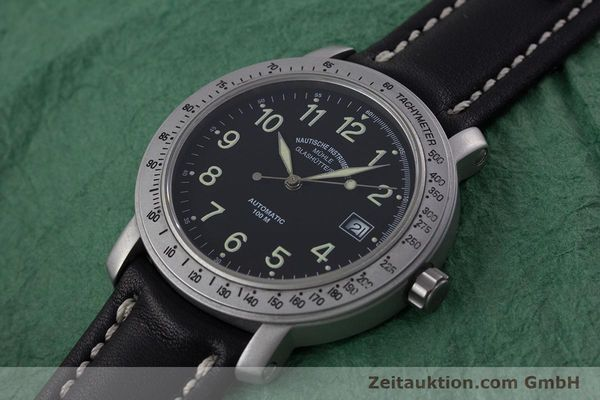 Used luxury watch Mühle Marinefliegeruhr  steel automatic Kal. ETA 2824-2 Ref. M1-30-00  | 152736 01