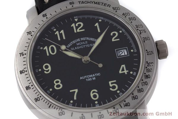 Used luxury watch Mühle Marinefliegeruhr  steel automatic Kal. ETA 2824-2 Ref. M1-30-00  | 152736 02