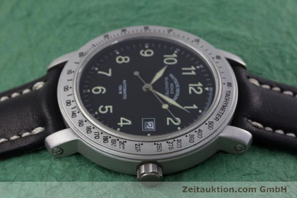 Used luxury watch Mühle Marinefliegeruhr  steel automatic Kal. ETA 2824-2 Ref. M1-30-00  | 152736 05