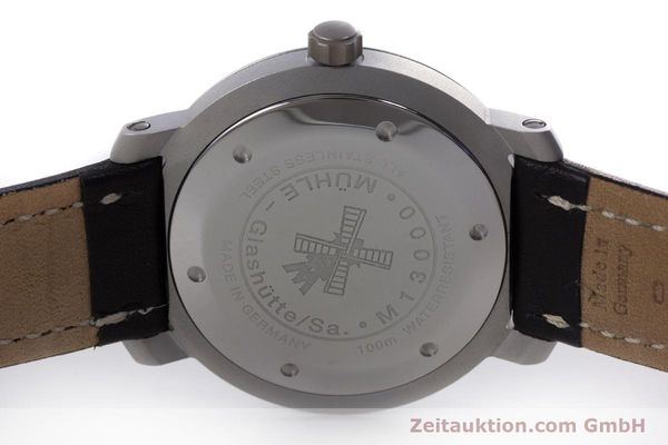 Used luxury watch Mühle Marinefliegeruhr  steel automatic Kal. ETA 2824-2 Ref. M1-30-00  | 152736 09