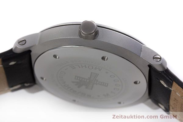 Used luxury watch Mühle Marinefliegeruhr  steel automatic Kal. ETA 2824-2 Ref. M1-30-00  | 152736 11