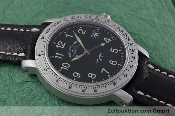 Used luxury watch Mühle Marinefliegeruhr  steel automatic Kal. ETA 2824-2 Ref. M1-30-00  | 152736 13