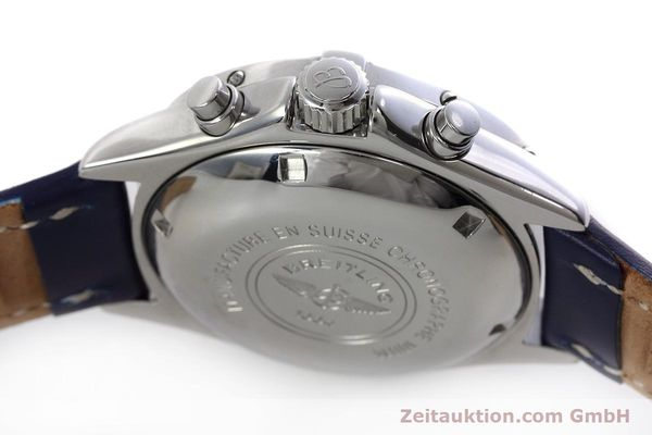Used luxury watch Breitling Colt chronograph steel automatic Kal. B13 ETA 7750 Ref. A13035.1  | 152737 08