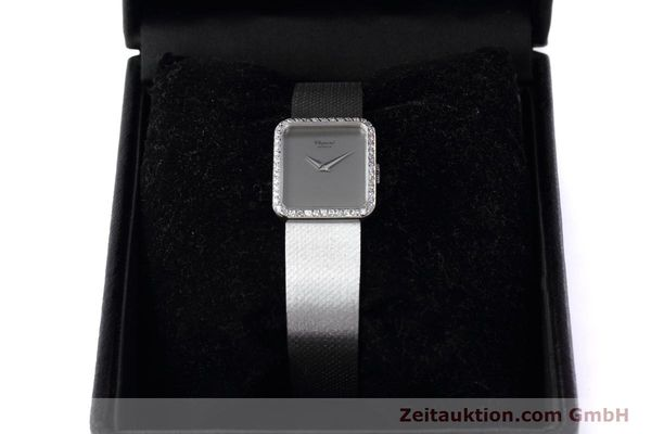 Used luxury watch Chopard * 18 ct white gold manual winding Kal. 846 Ref. 5088  | 152742 07