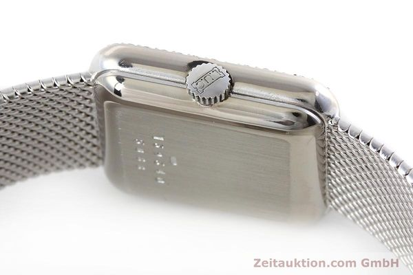 Used luxury watch Chopard * 18 ct white gold manual winding Kal. 846 Ref. 5088  | 152742 11