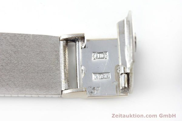 Used luxury watch Chopard * 18 ct white gold manual winding Kal. 846 Ref. 5088  | 152742 13
