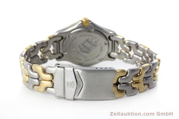 Used luxury watch Tag Heuer Professional steel / gold quartz Kal. 2.95 ETA 956112 Ref. WG1320-2  | 152752 10