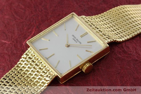 Used luxury watch Patek Philippe * 18 ct gold manual winding Kal. 23-300 Ref. 3430/12 VINTAGE  | 152759 01