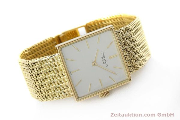 Used luxury watch Patek Philippe * 18 ct gold manual winding Kal. 23-300 Ref. 3430/12 VINTAGE  | 152759 03