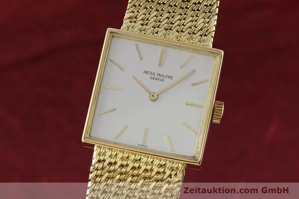 Used luxury watch Patek Philippe * 18 ct gold manual winding Kal. 23-300 Ref. 3430/12 VINTAGE  | 152759 04