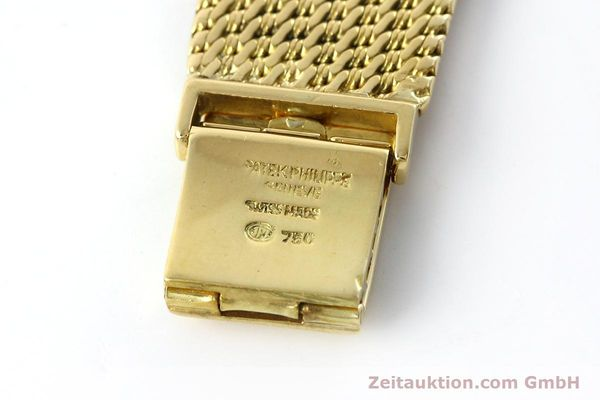 Used luxury watch Patek Philippe * 18 ct gold manual winding Kal. 23-300 Ref. 3430/12 VINTAGE  | 152759 13