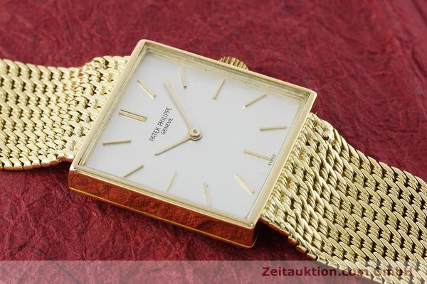 Used luxury watch Patek Philippe * 18 ct gold manual winding Kal. 23-300 Ref. 3430/12 VINTAGE  | 152759 15