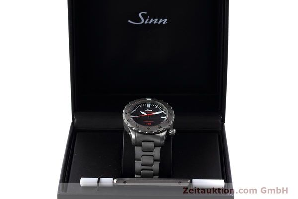 Used luxury watch Sinn U200 steel automatic Kal. ETA 2824-2 Ref. 1012.0059  | 152763 07