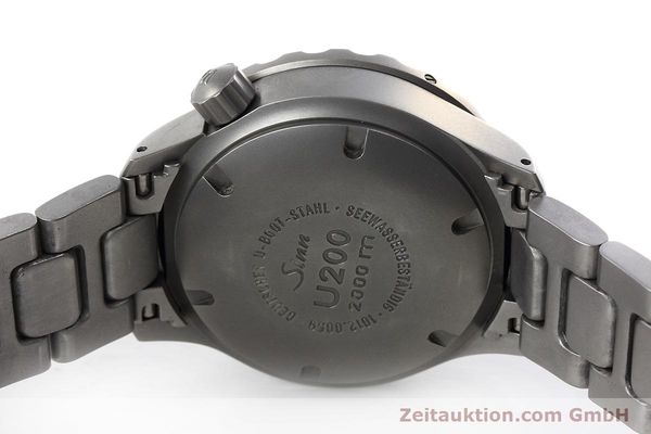 Used luxury watch Sinn U200 steel automatic Kal. ETA 2824-2 Ref. 1012.0059  | 152763 09