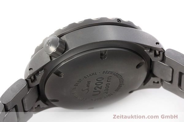 Used luxury watch Sinn U200 steel automatic Kal. ETA 2824-2 Ref. 1012.0059  | 152763 11