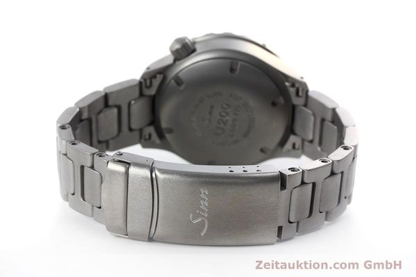 Used luxury watch Sinn U200 steel automatic Kal. ETA 2824-2 Ref. 1012.0059  | 152763 12