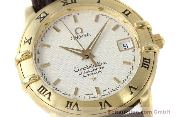 Used luxury watch Omega Constellation 18 ct gold automatic Kal. 1120  | 152764 02