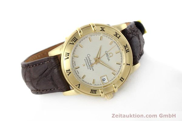 Used luxury watch Omega Constellation 18 ct gold automatic Kal. 1120  | 152764 03
