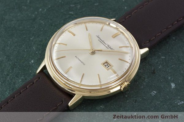 Used luxury watch IWC Portofino 18 ct gold automatic Kal. 8531 VINTAGE  | 152777 01