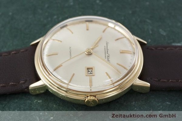 Used luxury watch IWC Portofino 18 ct gold automatic Kal. 8531 VINTAGE  | 152777 05