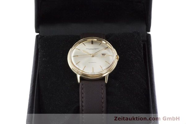 Used luxury watch IWC Portofino 18 ct gold automatic Kal. 8531 VINTAGE  | 152777 07