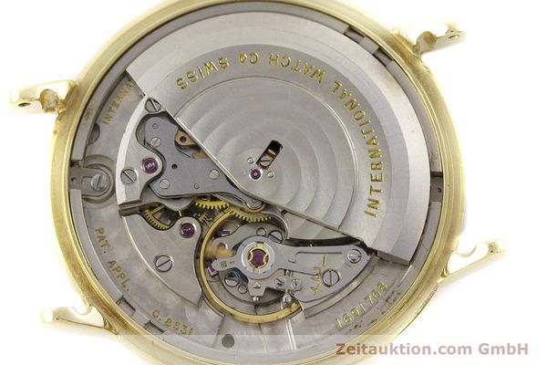 Used luxury watch IWC Portofino 18 ct gold automatic Kal. 8531 VINTAGE  | 152777 10