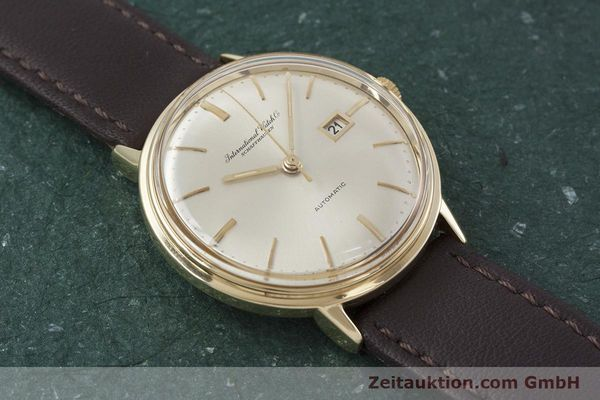 Used luxury watch IWC Portofino 18 ct gold automatic Kal. 8531 VINTAGE  | 152777 13