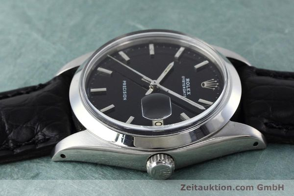 Used luxury watch Rolex Precision steel manual winding Kal. 1215 Ref. 6694 VINTAGE  | 152783 05