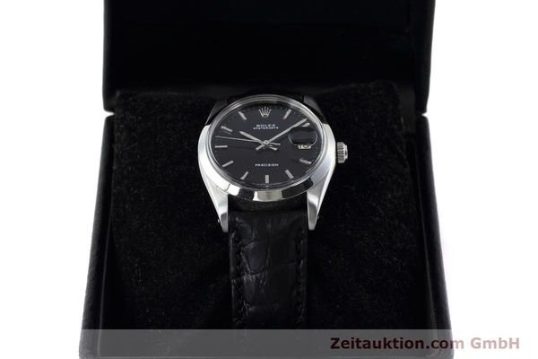 Used luxury watch Rolex Precision steel manual winding Kal. 1215 Ref. 6694 VINTAGE  | 152783 07